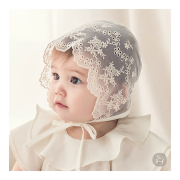 Elf Lace Bonnet