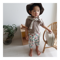 Korean Summer Cotton Pant