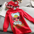 Hysteric-mini Hoodie (Red)