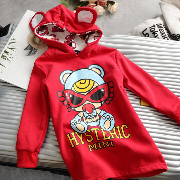 Hysteric-mini Hoodie | Korean Kids Clothes - Imaryakids