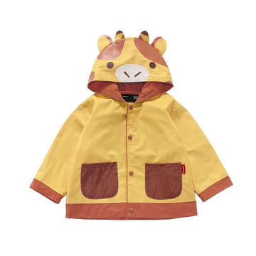 Toddler Fall Jacket - Giraffe