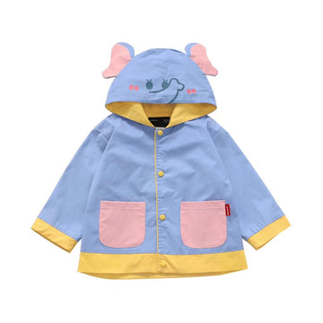 Toddler Fall Jacket - Elephant