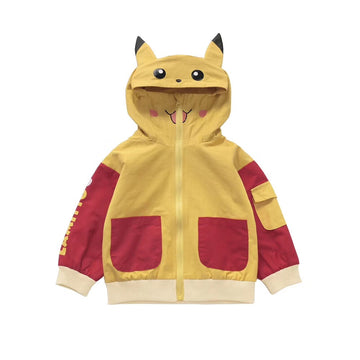 Toddler Boy Fall Jacket - Pikachu