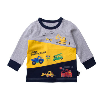Toddler T-shirt Fall - Cars