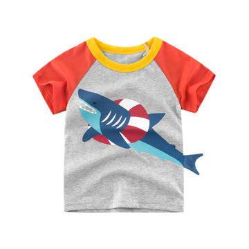 Summer T-shirt _ Shark