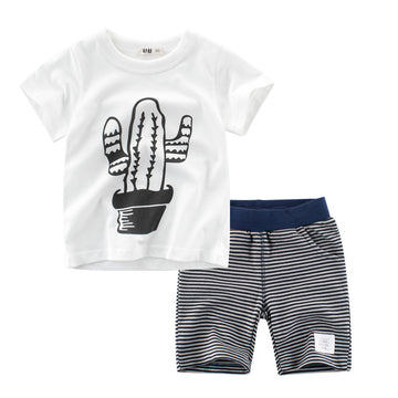 Summer Toddler boy Set