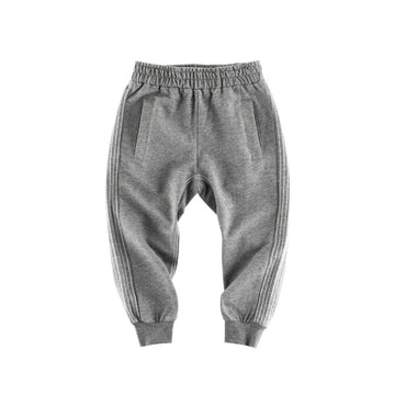 Toddler Sporty Pant - Charcoal