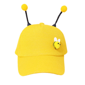 2-5 Years Toddler Cap - Bee