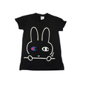 Cham Bunny Dress T - Black