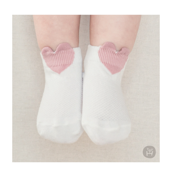 Beuty Summer Socks - Pink