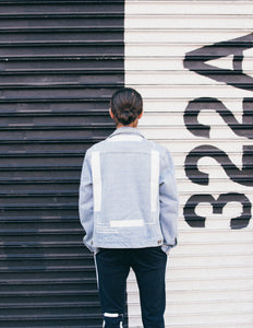 """Blank Canvas"" Denim Jacket"