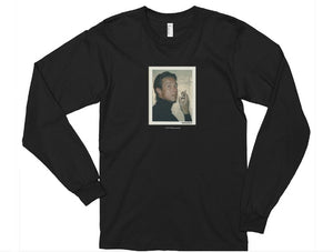 """You Looking At Me?"" Long Sleeve T-Shirt"