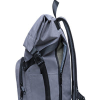 KAUKKO Backpack for daily use, KF09( Grey / 15.3L )