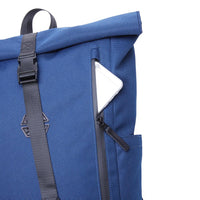 KAUKKO Backpack for Hiking Tours, KF04 ( Blue / 15.1 L )