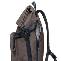 KAUKKO Backpack for daily use, KF09( Coffee / 15.3L )