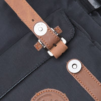 KAUKKO Backpack for city trips, EP5-11 ( Black+Phone bag / 19.7L )