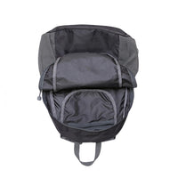 KAUKKO Ultra Lightweight Packable Backpack ( Black )