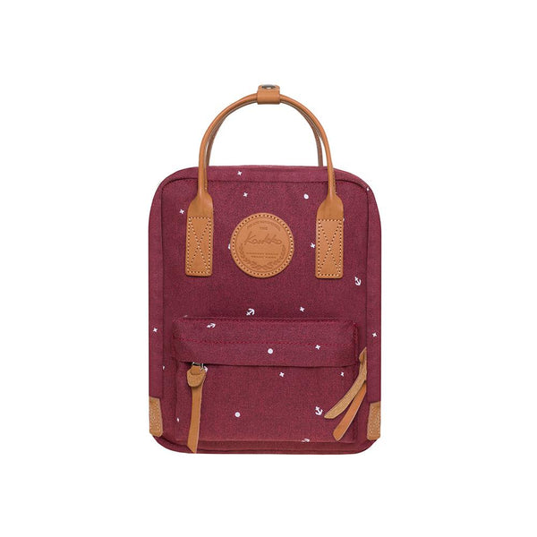 KAUKKO Backpack for daily use,  K1007-5 ( Red / 5.5L )