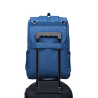 KAUKKO Diaper Bag Baby Backpack (blue)