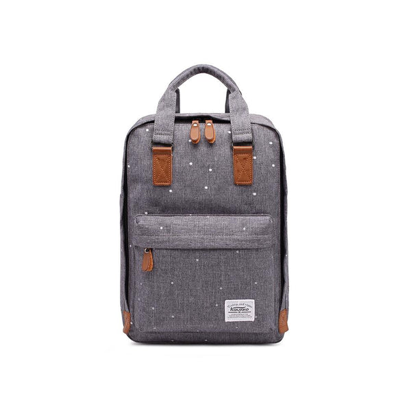 KAUKKO Backpack for daily use, K1007 ( Grey )