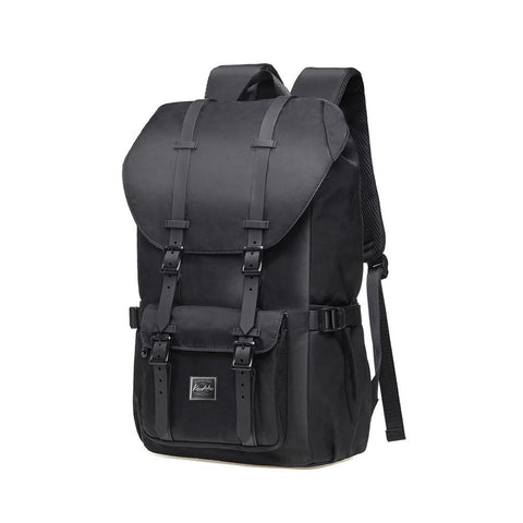 KAUKKO Backpack for city trips, EP5-3 ( Black / 22.4L )
