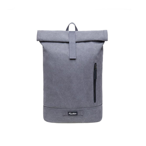 KAUKKO Backpack for daily use, KF06 ( Grey / 15.7L )