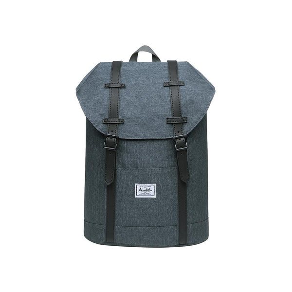 Lightweight Outdoor Backpack, KAUKKO Travel Casual Backpack ( Dark Grey )