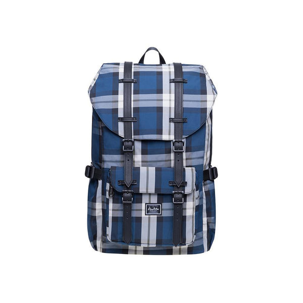 KAUKKO Backpack for city trips, EP5-15 ( Blue /21.1L )