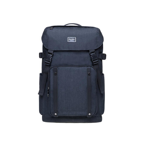KAUKKO Backpack for daily use, KD02 ( Black / 17.6L )
