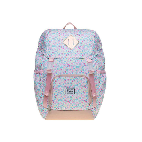 KAUKKO Backpack for daily use,  KY01 ( Colordot / 15.2 L )