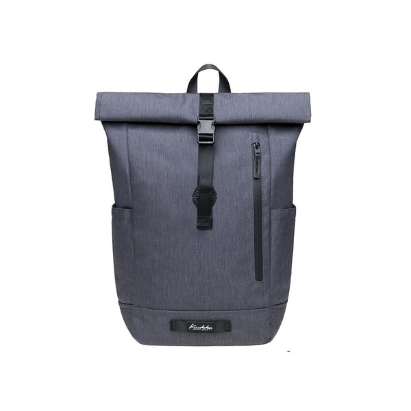 KAUKKO Backpack for Hiking Tours, KF04-2 ( Grey/ 15.1L )