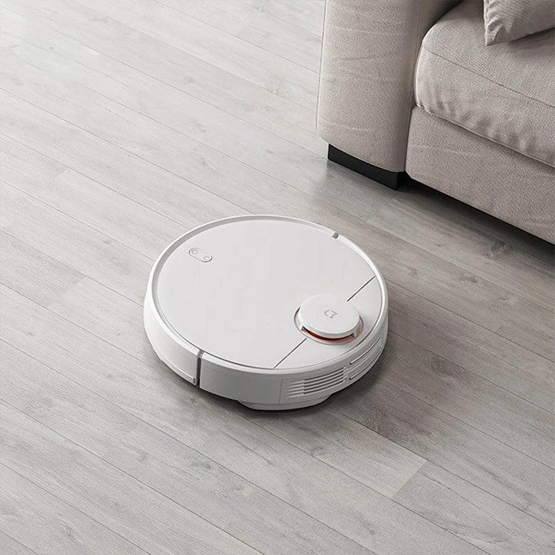 Xiaomi Mijia 2 in 1 Robot Vacuum Mop Vacuum Cleaner Sweeping Mopping 2100pa Wifi Smart Planned Clean Mi Home APP