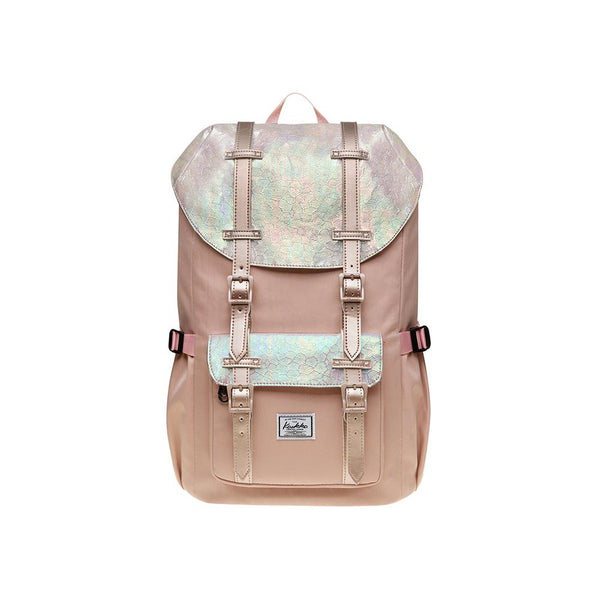 KAUKKO Backpack for city trips, EP5-14 ( Fairy rose tan / 14L )
