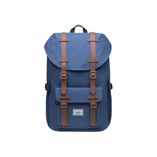 KAUKKO Backpack for city trips, EP5( Blue / 16.1L )
