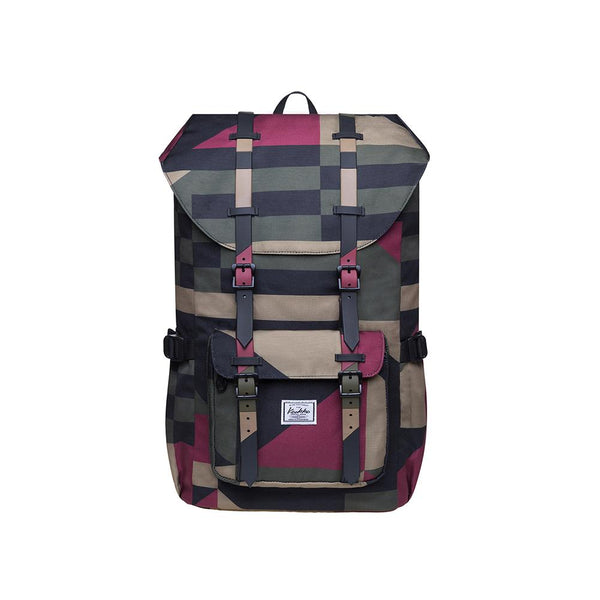 KAUKKO Backpack for city trips, EP5-21 ( Camouflage/ 21.1L )