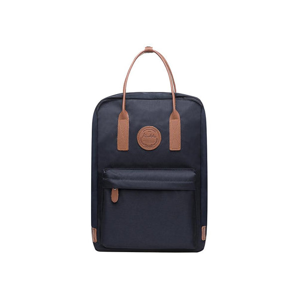 KAUKKO Backpack for daily use, K1007-2 ( Black / 15.7L  )