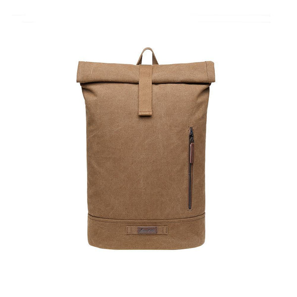 KAUKKO Backpack for daily use, KF06 ( Coffee / 15.7L )