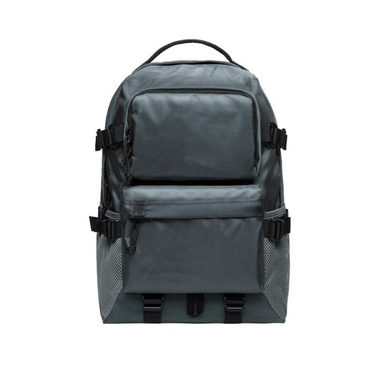 KAUKKO With Diamond Grid Retro Backpack School Laptop Bag