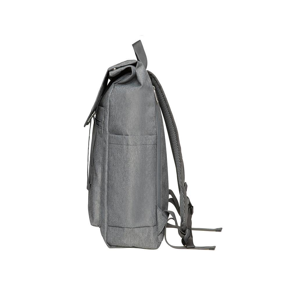 KAUKKO Backpack for city trips, KF14 ( Grey / 21L )