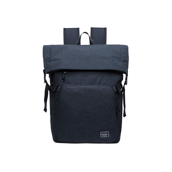 KAUKKO Backpack for daily use, KF09( Black / 15.3L )