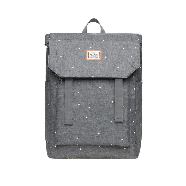 KAUKKO Backpack for city trips, KF14 ( Grey-2/ 21L )