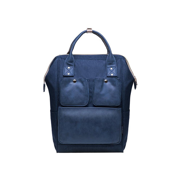 KAUKKO Lightweight Backpack, KT03 ( Mediterranean Blue )
