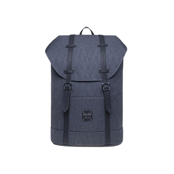 KAUKKO Backpack for city trips, EP6-15 ( Grey /17.8L )