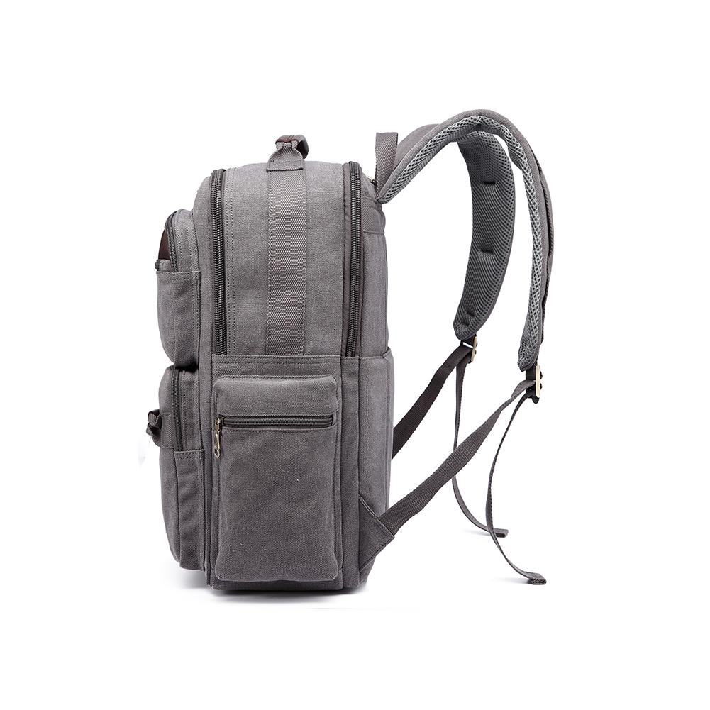 KAUKKO Backpack for Hiking Tours, K1024 ( Grey )