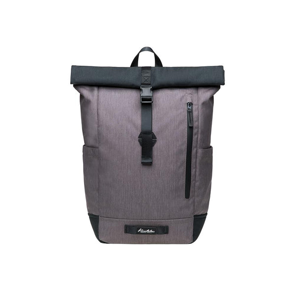 KAUKKO Backpack for Hiking Tours, KF04-2 ( Black Grey/ 15.1L )