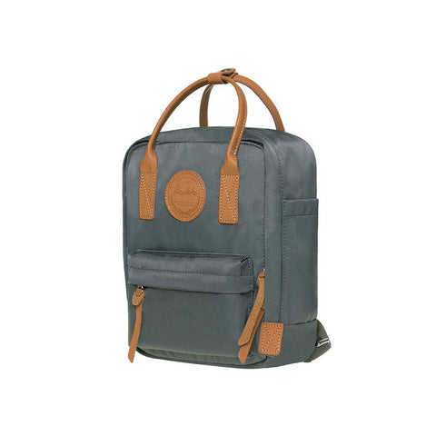 KAUKKO Backpack for daily use, K1007-4 ( Grey / 5.5L )