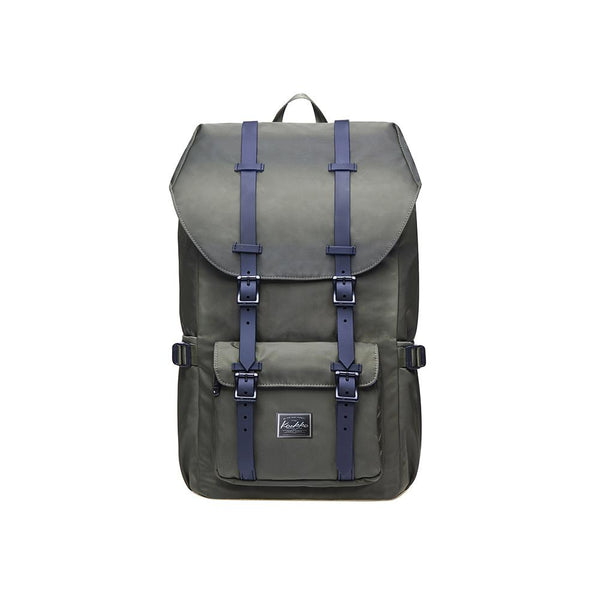 KAUKKO Backpack for city trips, EP5-3 ( Green / 22.4L )