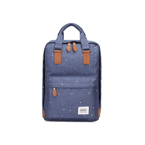 KAUKKO Backpack for daily use, K1007 ( Blue )