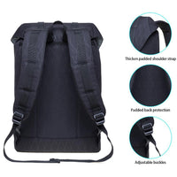 Lightweight Outdoor Backpack, KAUKKO Travel Casual Backpack Laptop Daypack for 12""
