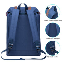 KAUKKO Travel Casual Backpack Laptop Daypack, EP6-7 ( Blue / 14L )
